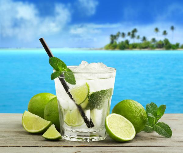 Mojito Cocktail Stock Photo 13