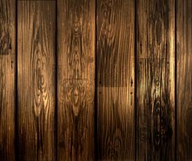 Natural oak texture wooden vector background 01