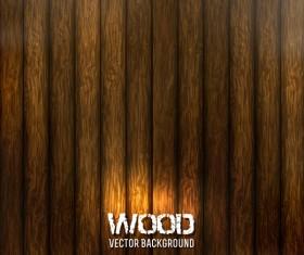Natural oak texture wooden vector background 02