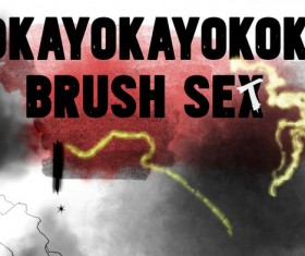 OkayOkay Photoshop Brushes
