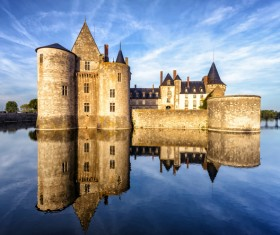 Old castles Stock Photo 05