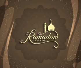 Free vector free stock photos free psd file free icons photoshop ramadan kareem greeting card vectors set 05 m4hsunfo