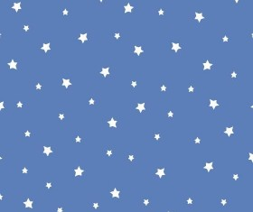 Seamless star pattern vector material 08