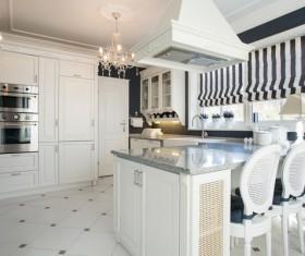 Small Open kitchen Stock Photo 02