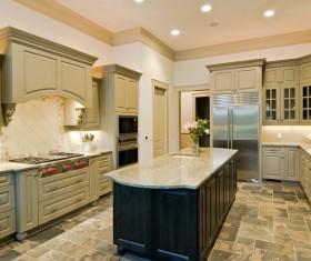 Small Open kitchen Stock Photo 03