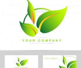 eco product logo vector