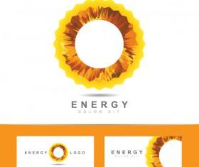 energy logo vector
