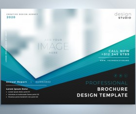 2020 modern business template vectors 01