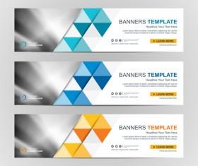 Banner template craetive vectors 02