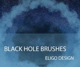 Black Hole Photoshop Brushes