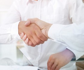 Business Handshake Stock Photo 02