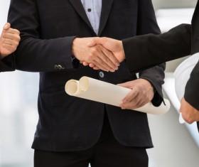 Business Handshake Stock Photo 03
