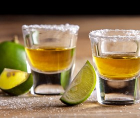 Citrus cocktail a lime Stock Photo 03