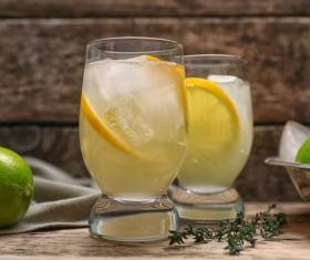 Citrus cocktail a lime Stock Photo 05