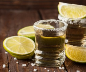Citrus cocktail a lime Stock Photo 08