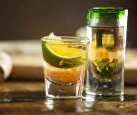 Citrus cocktail a lime Stock Photo 09