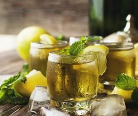 Citrus cocktail a lime Stock Photo 10