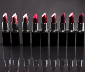 Different colors of lipstick Stock Photo 03