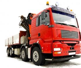 Dump truck Stock Photo 07