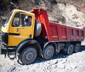 Dump truck Stock Photo 09