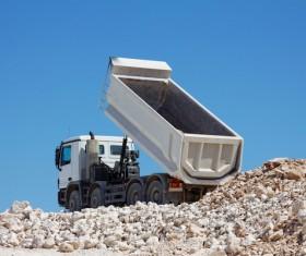 Dump truck Stock Photo 13