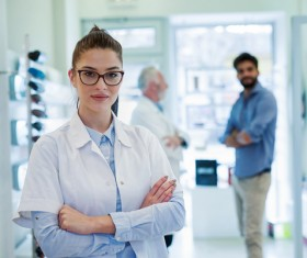 Eye optometrist Stock Photo 02