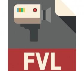FVL Flat Icon