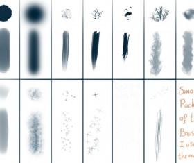 Free Commonly Photoshop Brushes