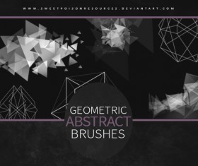 Geometric Abstract Photoshop Action