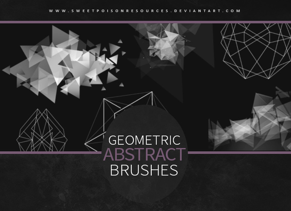 Geometric Abstract Photoshop Action free download