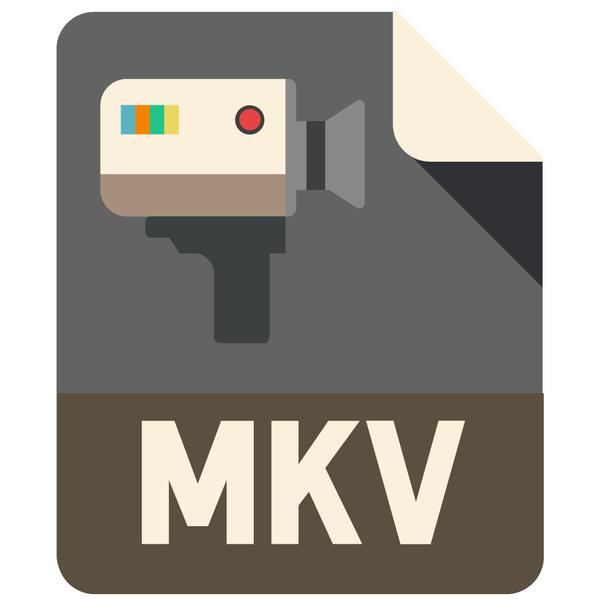 MKV Flat Icon