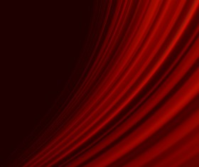 Red abstract dark background vector