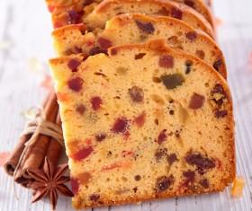 Sandwich bread and cinnamon Stock Photo