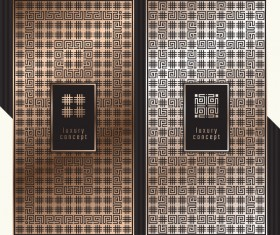 Seamless pattern luxury concept vector 09