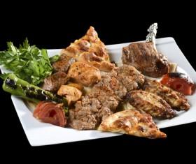 Turkish BBQ Stock Photo 03