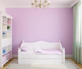 Unique childrens bedroom Stock Photo 02
