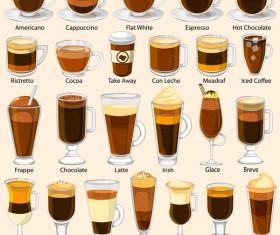 delicious drink vector design