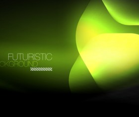 futuristic background vector template 05