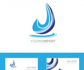 water drop logo vector