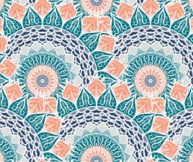 Aztec ethnic seamless pattern vector 01
