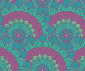 Aztec ethnic seamless pattern vector 10