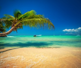 Beautiful resort tropical island Stock Photo 04