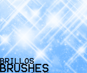 Brillos Photoshop Brushes