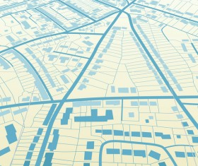City housing map design vector 05