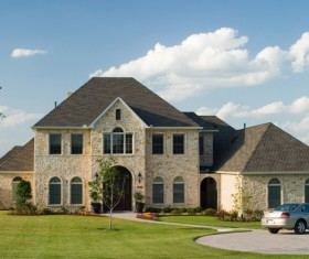 Classic style independent house Stock Photo 10