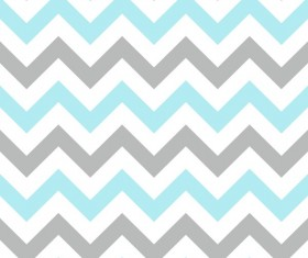 Colored zigzag seamless patterns vector 02