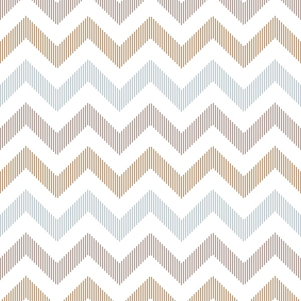 Colored Zigzag Seamless Patterns Vector 08 Free Download