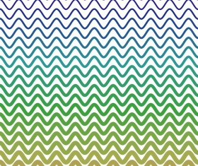 Colored zigzag seamless patterns vector 11