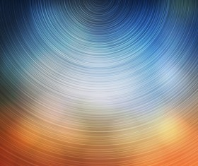 Cricle lines abstract background vector 06