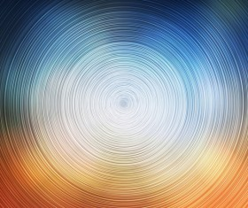 Cricle lines abstract background vector 07